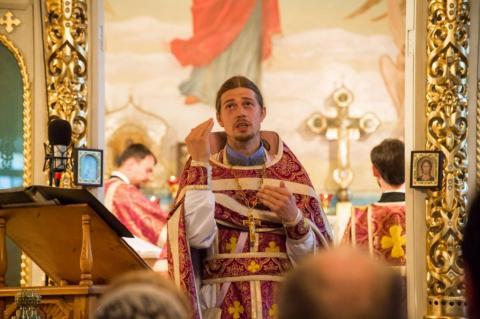 литургия с сурдопереводом